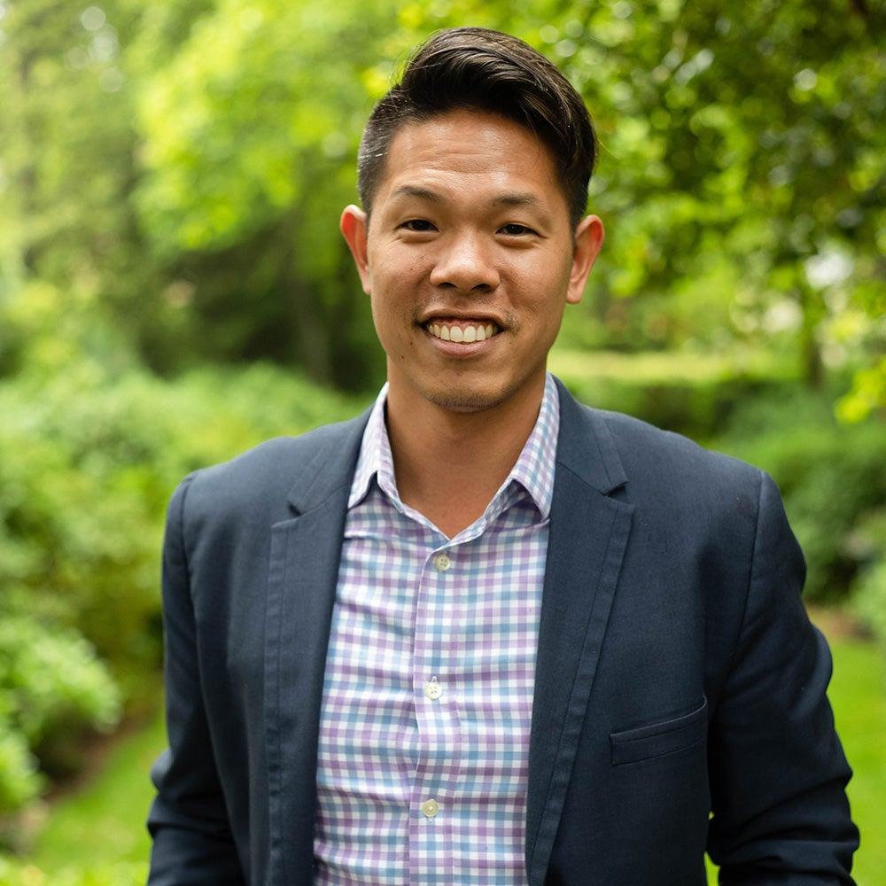 Nate Wong headshot.