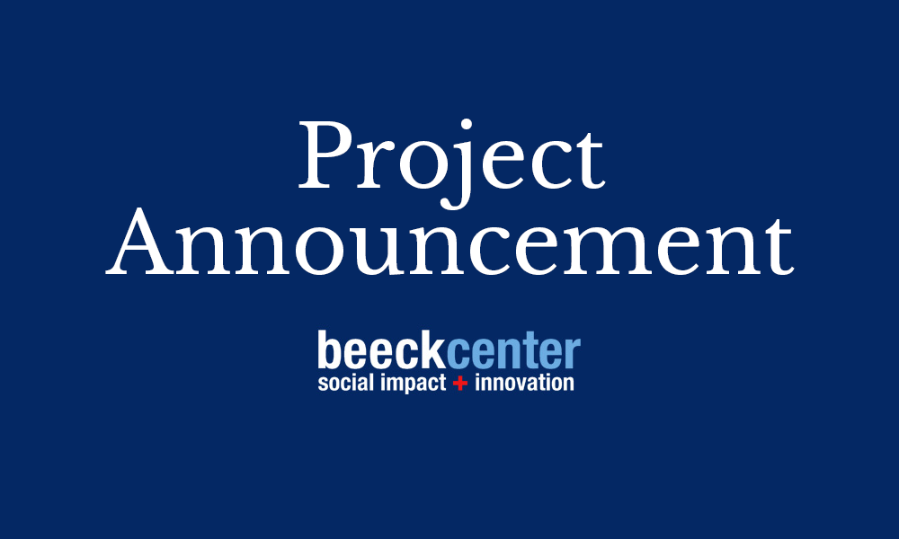 Project Announcement graphic