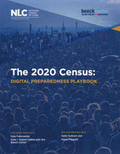 Cover of 2020 Census Digital Preparedness Playbook