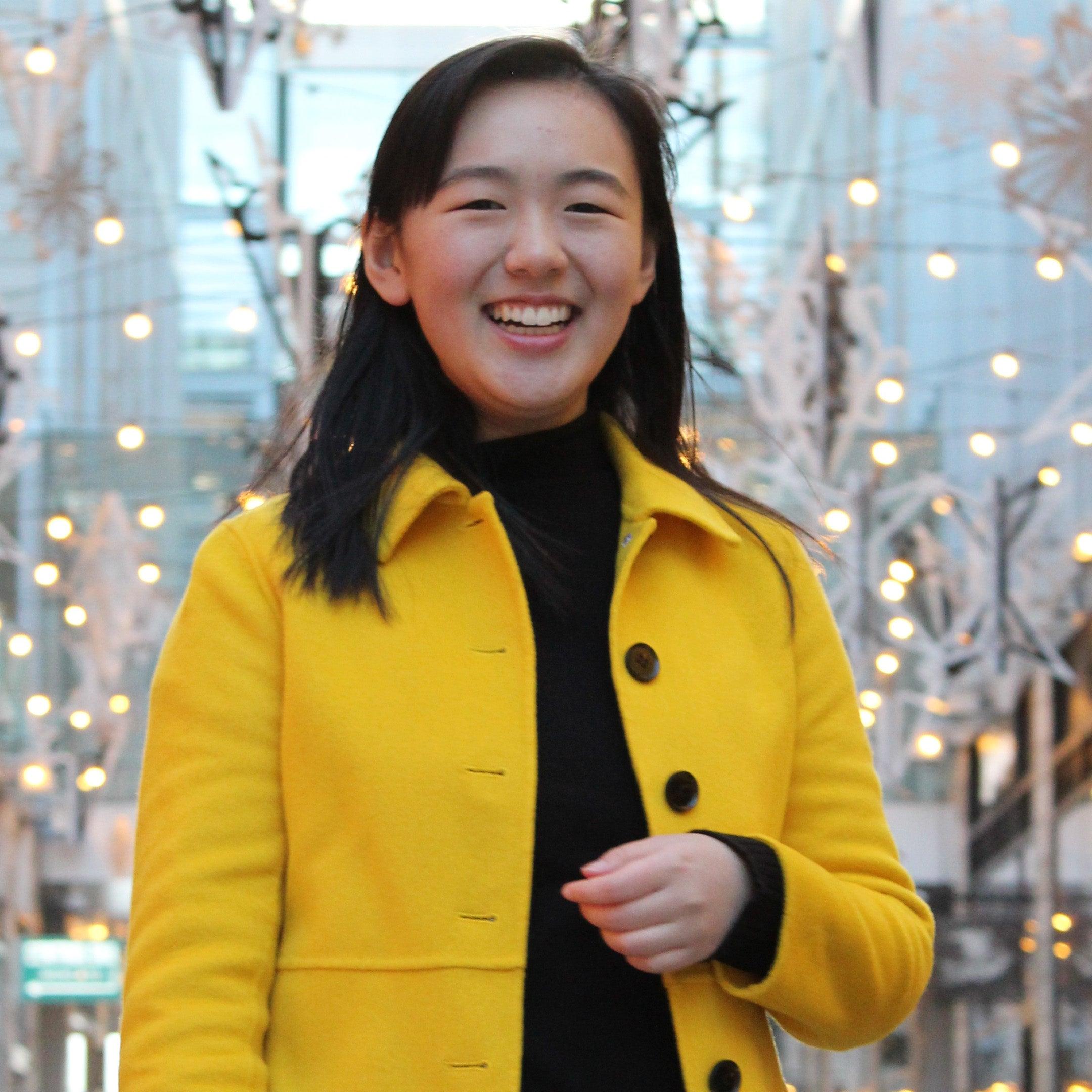 headshot photo of Ashley Chen